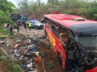 60 Orang Tewas Imbas 2 Bus Tabrakan di Ghana