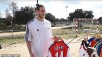 Meski Pernah Bela Tottenham, Bale Justru Idolakan Henry dan Bergkamp