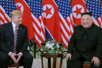Trump Menyukai Kim Jong-un, Amerika Serikat Batal Berikan Sanksi Baru pada Korsel