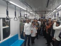 Jokowi: 10 Tahun Mendatang Indonesia Akan Punya MRT & LRT Sepanjang 231 KM