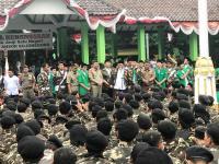 GP Ansor Deklarasi Rabu Putih untuk Lawan Hoaks dan Ujaran Kebencian