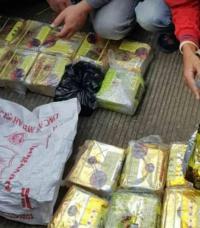 Simpan 10 Kg Sabu dalam Kemasan Makanan, Pedagang di Depok Ditangkap BNN