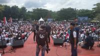Alumni SMA Se-Malang Raya Deklarasi Dukung Jokowi-Ma'ruf Amin