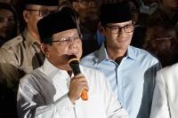 Prabowo Awali Kampanye Terbuka di Manado, Sandiaga Pilih Sragen