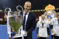 Kiat dari Zidane untuk Menjadi Pesepakbola Hebat
