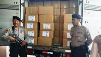 Polisi Selidiki Pembakaran 15 Kotak Suara di Jambi
