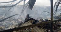509 Lapak dan Kios di Pasar Lawang Ludes Terbakar