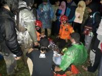 Gadis Remaja asal Jakarta Jatuh ke Jurang saat Mendaki Gunung Sindoro