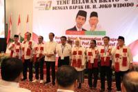 Tim Bravo 5 Siap Kawal Kemenangan Jokowi-Ma'ruf Amin