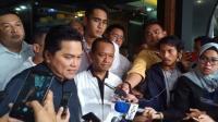 Erick Thohir: Suara Jokowi Meningkat 7% Berkat Pemilih Milenial
