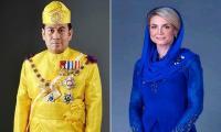Putra Mahkota Kelantan Menikah dengan Perempuan Swedia