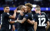 Lille Imbang, PSG Jadi Kampiun Liga Prancis 2018-2019