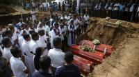 Sri Lanka Gelar Pemakaman Massal Pertama Bagi Korban Serangan Teror