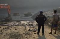 Lebih dari 50 Orang Diduga Tewas Dalam Tambang Giok yang Runtuh di Myanmar