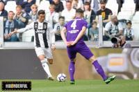 Beredar Video Cristiano Ronaldo Enggan Rayakan Pesta Juara Juventus