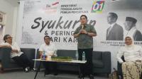 Relawan Perempuan Pendukung Jokowi-Ma'ruf Gelar Tasyakuran