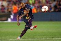 Barcelona Sodorkan Kontrak Baru untuk Arturo Vidal