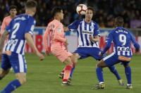 Barcelona Ditahan Alaves Tanpa Gol di Babak Pertama