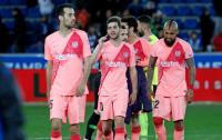 Busquets Tak Berharap Barcelona Raih Trofi Liga Spanyol 2018-2019 Dini Hari Nanti