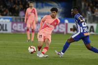 Carles Alena Harap Bisa Kunci Gelar Juara di Camp Nou