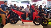 Motor Listrik Bikinan Anak Bangsa Akhirnya Resmi Meluncur