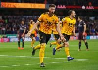 Arsenal Ditinggal Wolves 0-3 di Babak Pertama
