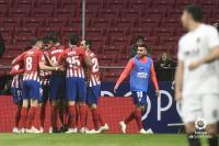 Atletico Menang, Barcelona Batal Juara Liga Spanyol Dini Hari Ini