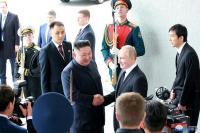 Kim Jong-un: Perdamaian di Semenanjung Korea Sepenuhnya Tergantung AS