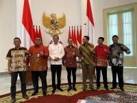 Jokowi: Kita Sepakat Merevisi PP 78 Tentang Pengupahan