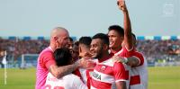 Bantai Persela, Madura United Pimpin Klasemen Sementara Liga 1 2019
