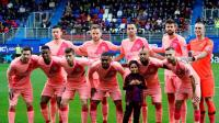 Barcelona Ditahan Eibar 2-2 di Pekan Terakhir Liga Spanyol 2018-2019