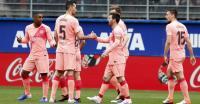 Keenam Kalinya, Messi Tembus 50 Gol dalam Satu Musim Kompetisi
