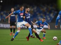 Inter Milan Dibantai Napoli 1-4