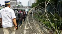 1 Bus Rombongan Diduga Peserta Aksi 22 Mei di Jakarta Diamankan Polisi