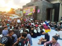 Ribuan Pemuda hingga Akademisi di Ciamis Tolak Aksi <i>People Power</i> dan Sepakat Damai