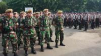 TNI-Polri Selaraskan Strategi Pengamanan Rekapitulasi Suara di KPU