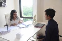 Cantiknya Dian Sastrowardoyo Jadi Penguji Talenta Kerja Mahasiswa Vokasi Humas UI