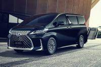 Pemesanan Lexus LM Kembaran Alphard Membludak, Peluncuran 2020