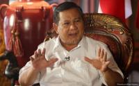 Jelang Aksi 22 Mei, Prabowo: Tidak Ada Niat Kami untuk Makar