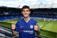 Pulisic Berharap Dapat Merumput Bersama Hazard di Chelsea