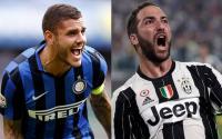 Siapa Kenakan Nomor 9 di Juventus, Higuain atau Icardi?