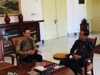 AHY Senang Prabowo-Sandi Bakal Tempuh Jalur Konstitusi Lewat MK