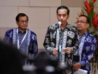 Jokowi: Saya Hargai Prabowo-Sandi yang Bawa Sengketa Pilpres ke MK