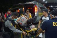 Ricuh Aksi 22 Mei di Pontianak, 4 Polisi Tertembak