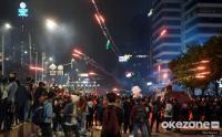 TKN Sebut Demo 21-22 Mei Paling Brutal Setelah Reformasi