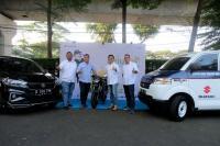 Ratusan Mobil Towing Siap Amankan Konsumen Suzuki Sepanjang Jalur Mudik