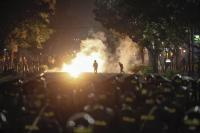 Pemprov DKI Mendata Kerusakan Fasilitas Umum yang Dirusak saat Aksi 22 Mei