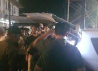 Kabur saat Ditangkap, Polisi Tembak Pencuri Spesialis Rumah Kosong di Tanjungpinang
