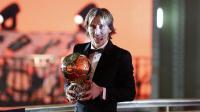 Gara-Gara Ballon dOr, Madrid Bakal Perpanjang Kontrak Modric