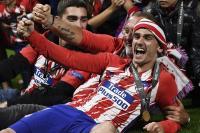 Presiden Atletico Doakan Griezmann Sukses di Tim Baru
